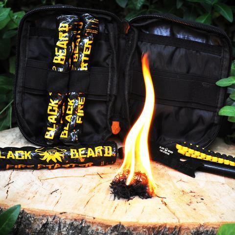 black beard fire starter